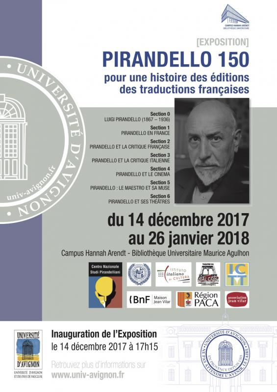 14 dec 26 janvierexpo pirandello affiche n copie