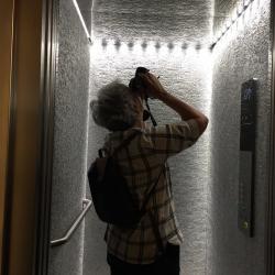 23 Le  Nuage ascenseur