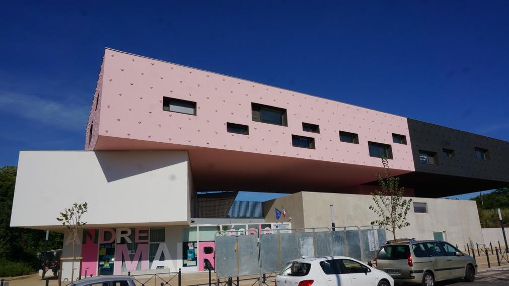 36 École André Malraux de Dominique  Coulon