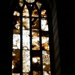 56 Orvieto fenêtre albâtre du Duomo