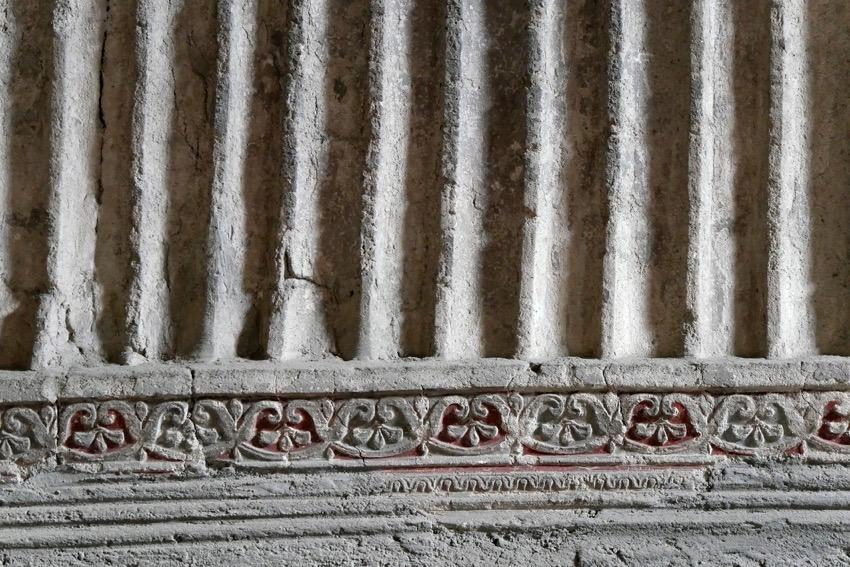 8d voute des thermes herculanum
