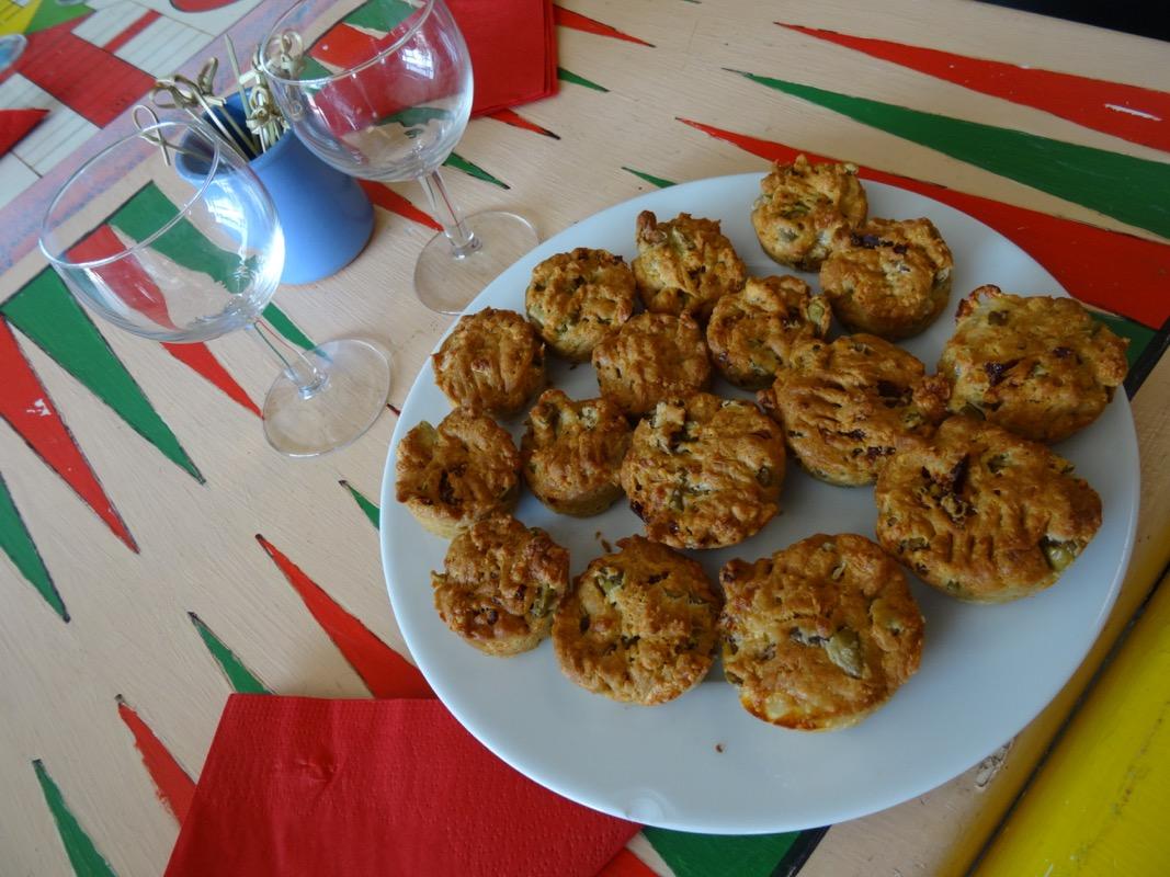 3f Muffins