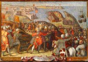 Ordre grand siege3 1565