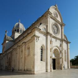 Šibenik cathédrale Saint Jacques