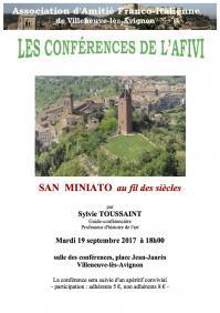 San miniato affiche copie