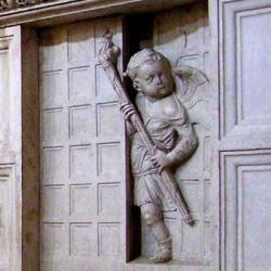 Trogir chapelle St jean