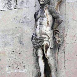 Trogir saint Sébastien