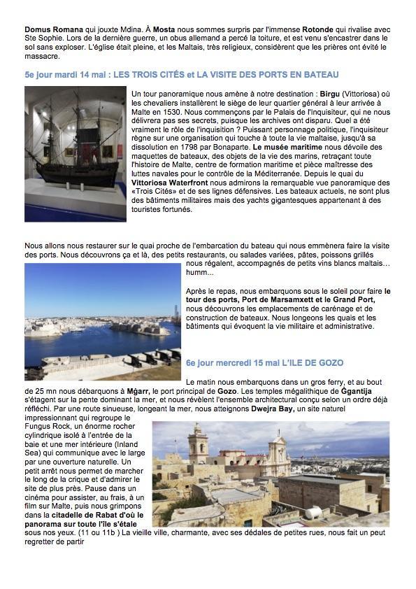 Voyage a malte 10 p3